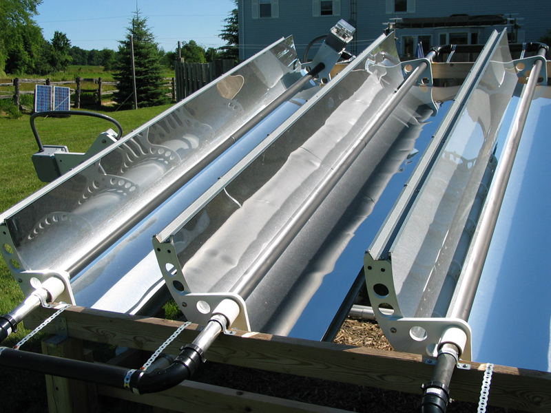 Solar Water Heating How To Build Solar Water Heater